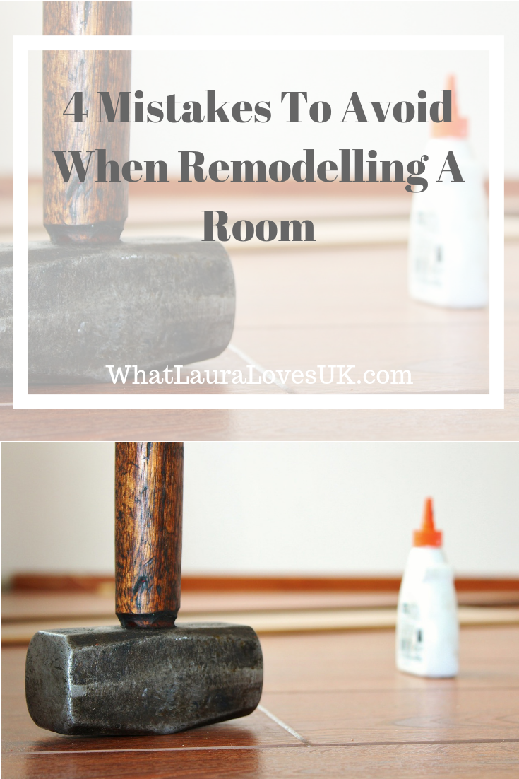 4 Mistakes To Avoid When Remodelling A Room