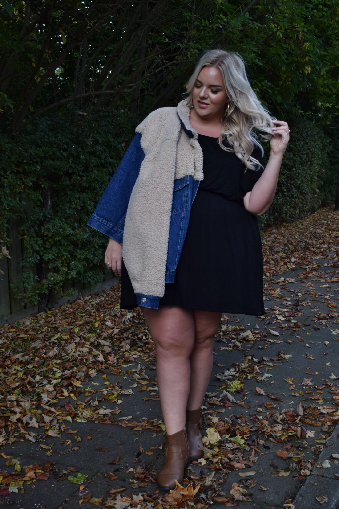 In the style curve on blogger whatlauraloves