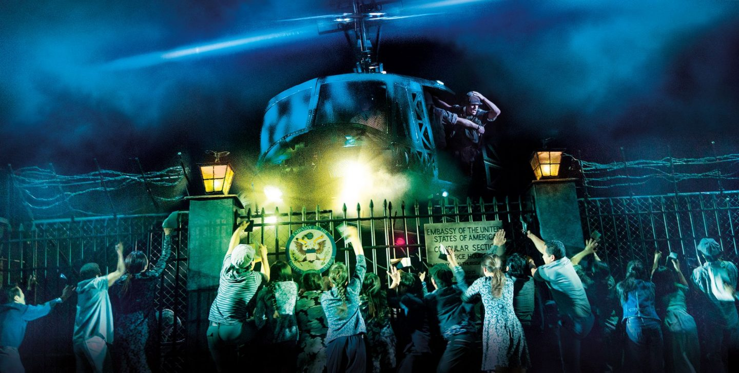 Miss Saigon The Sunderland Empire Theatre Review