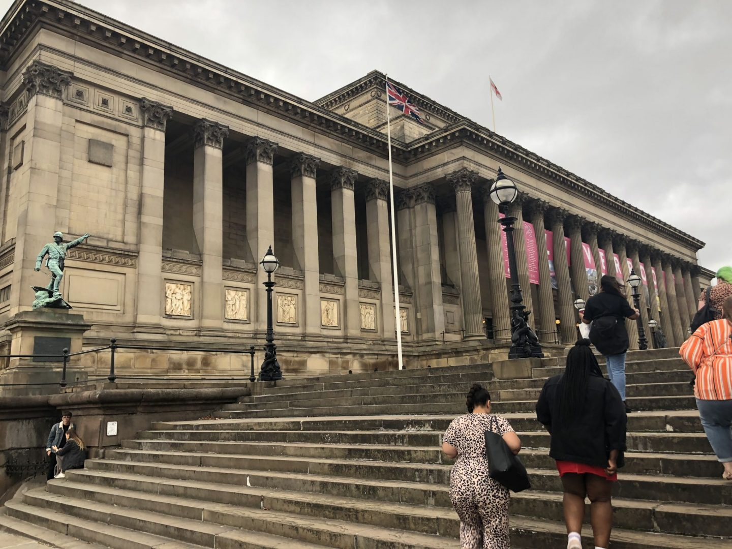St Georges Hall in Liverpool WhatLauraLoves