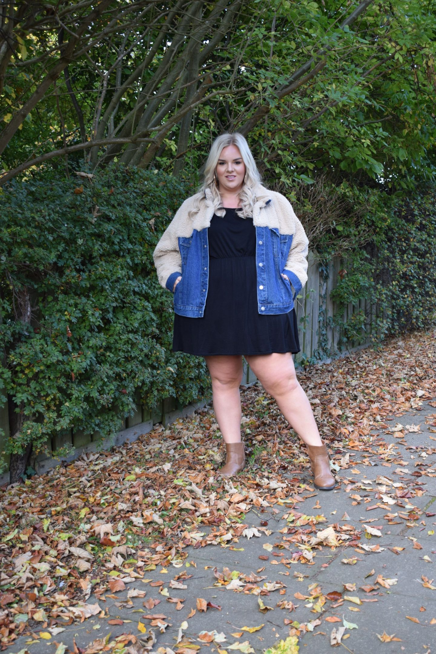 Teddy Jacket In The Style Curve WhatLauraLoves