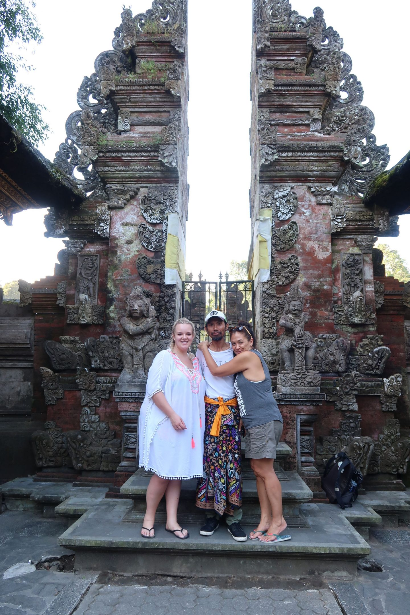 WhatLauraLoves at Tirta Empul Temple Bali