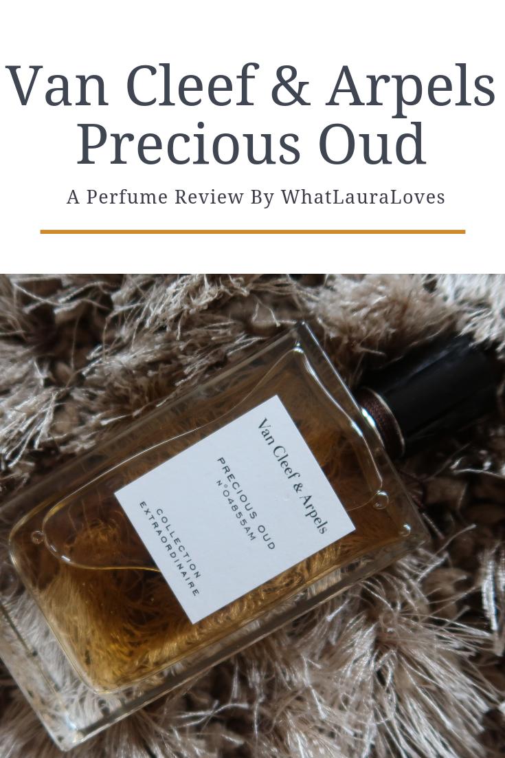 Van Cleef & Arpels Fragrance Review WhatLauraLoves
