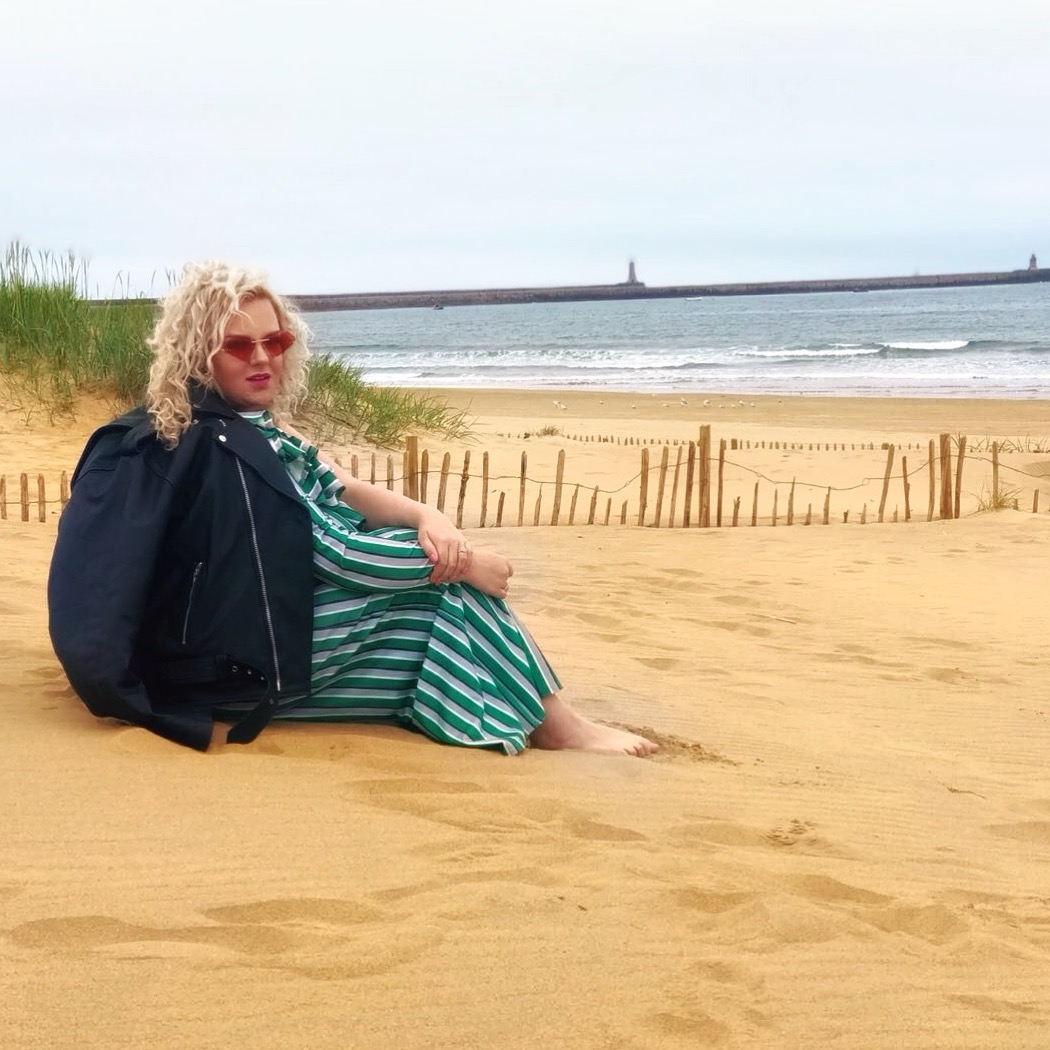 WhatLauraLoves on South Shields Beach