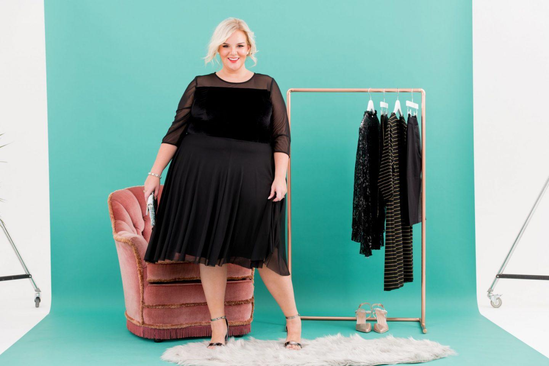 WhatLauraLoves X Curvissa Plus Size Fashion