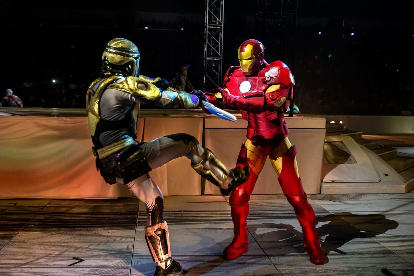 Marvel Universe Live WHATLAURALOVES