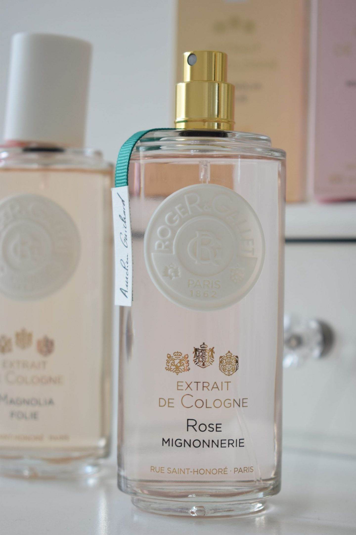 Roger and Gallet Extrait De Cologne Review WhatLauraLoves