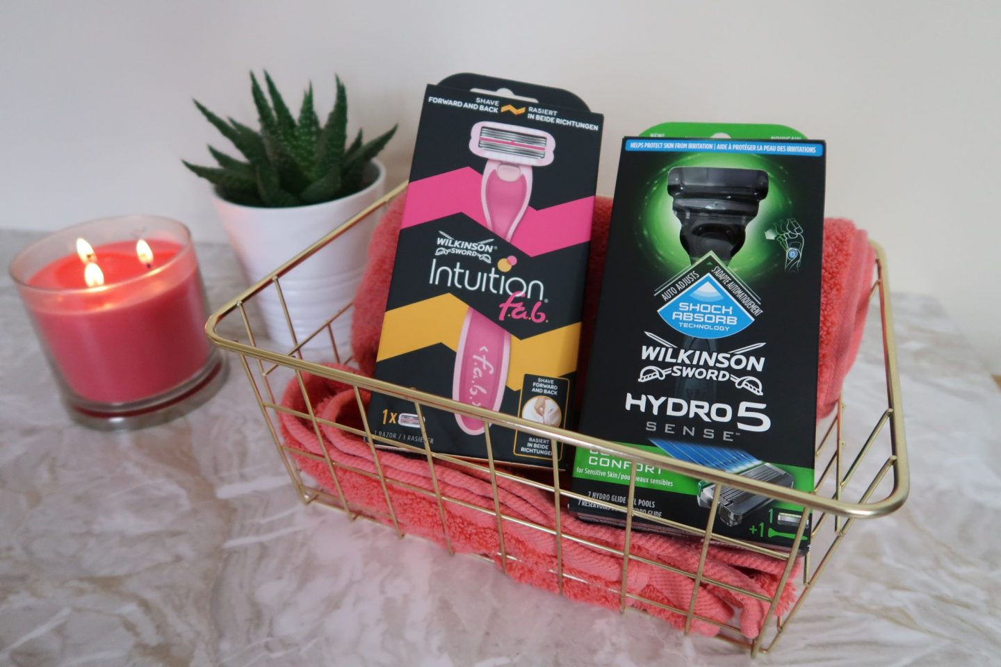 Hair Free with Wilkinson Sword & Femfresh - WhatLauraLoves