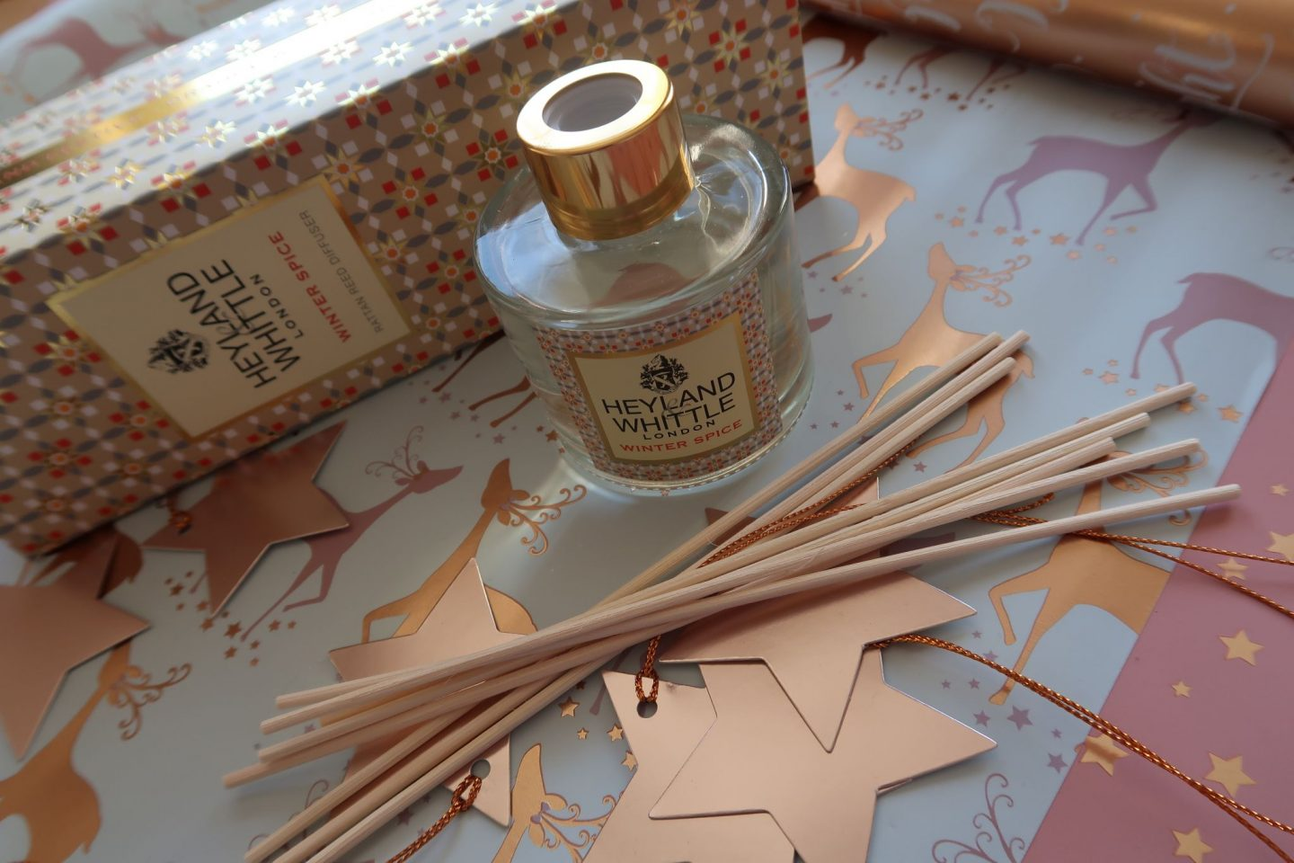 Heyland and Whittle Reed Diffuser Review WhatLauraLoves