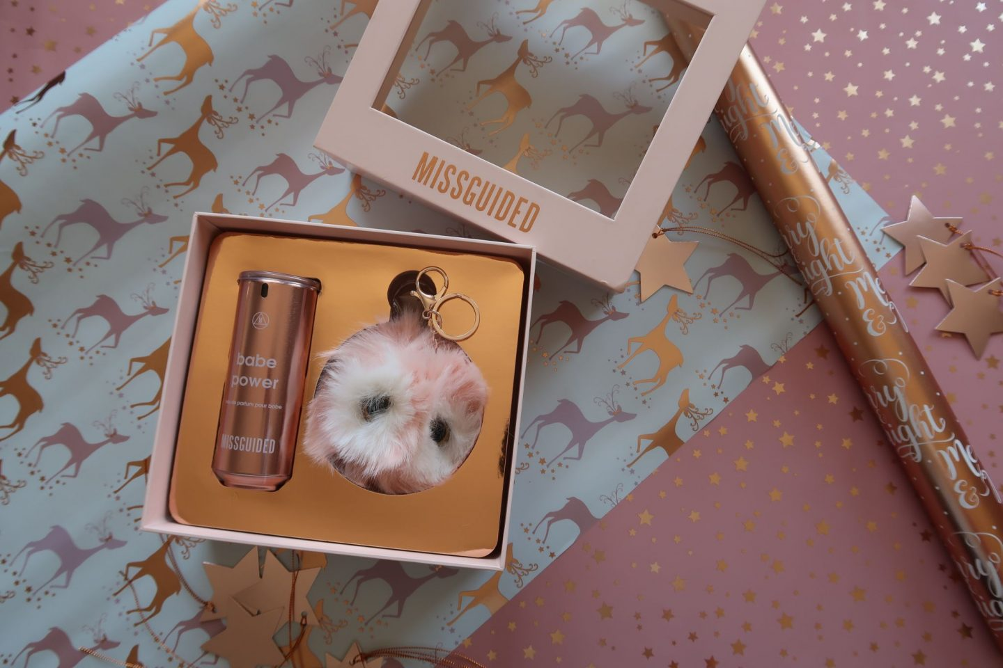 Missguided Babe Power Christmas Gift Set WhatLauraLoves