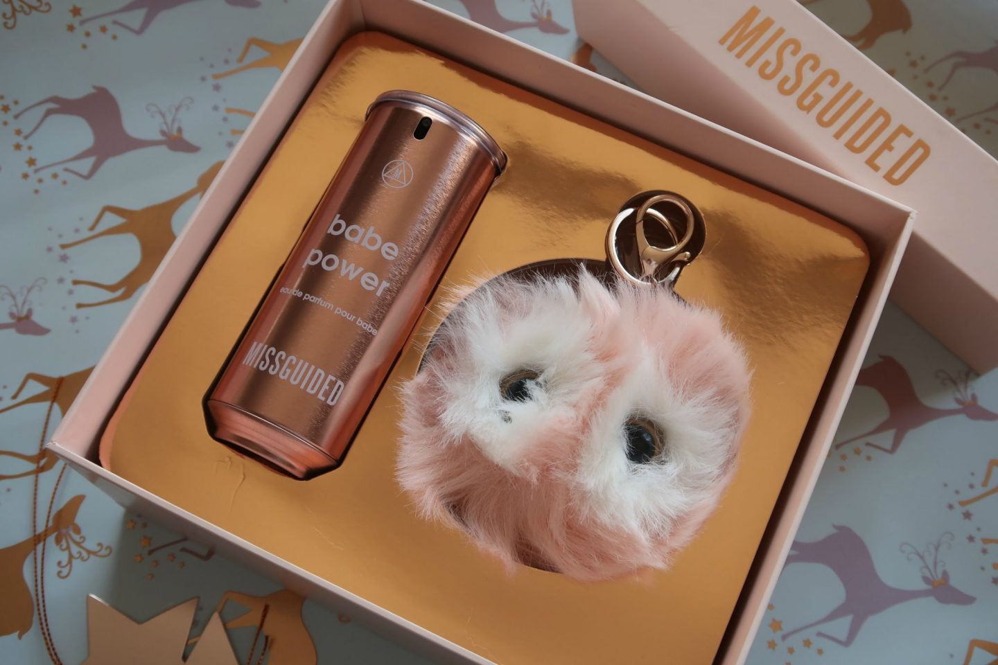Missguided Babe Power Christmas Gift Set WhatLauraLoves Review