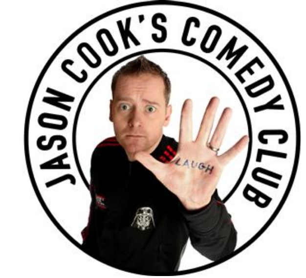 Jason Cooks Comedy Club at The Customs House South Shields