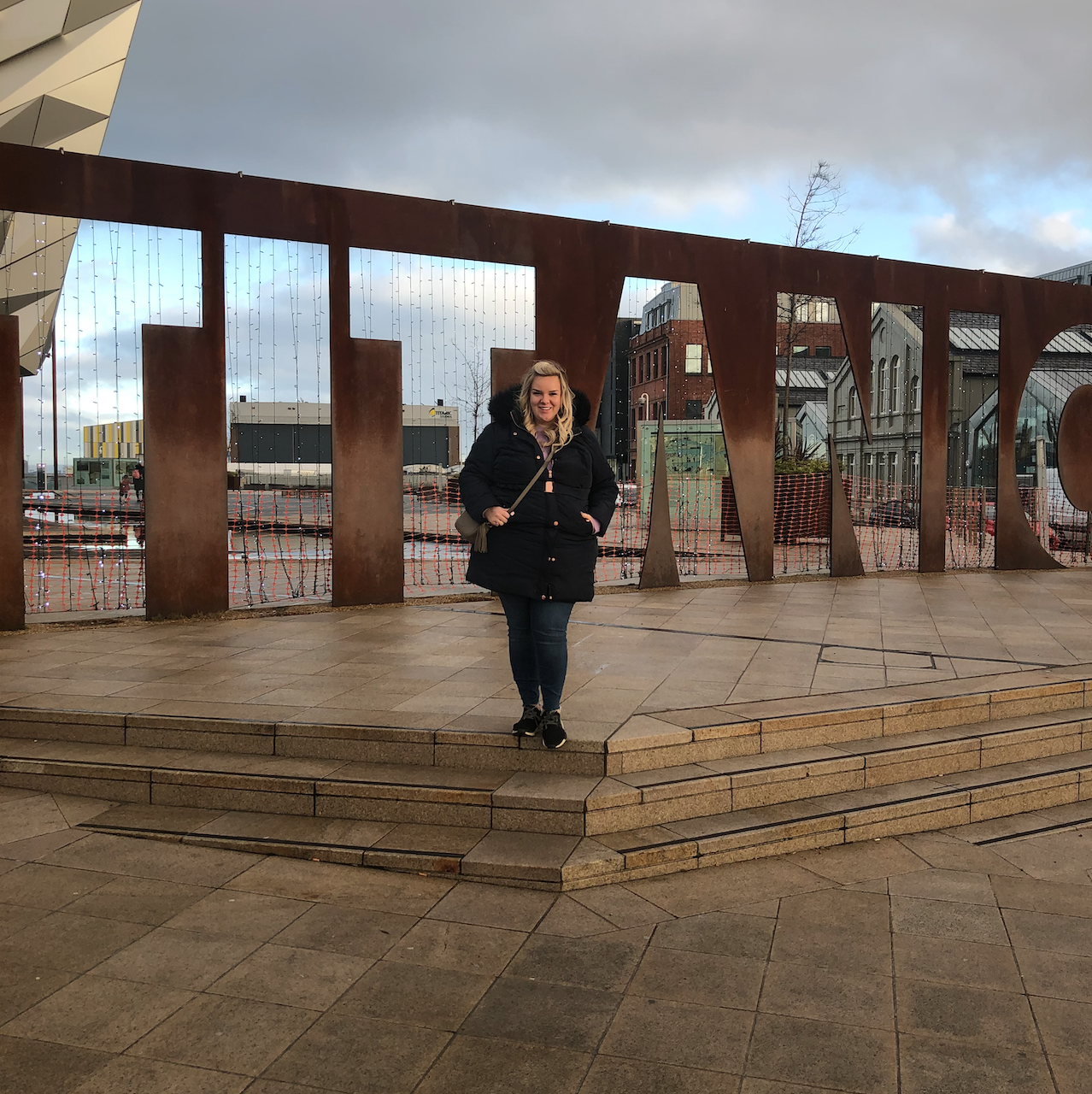 WhatLauraLoves Belfast City Break Titanic