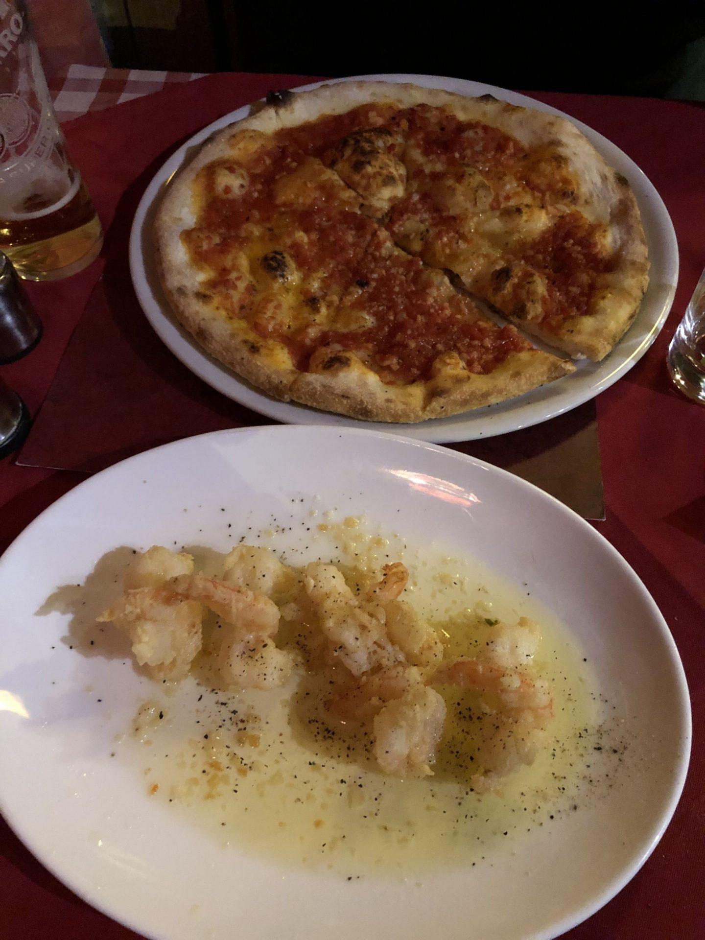 Pizzeria Francesca Starters