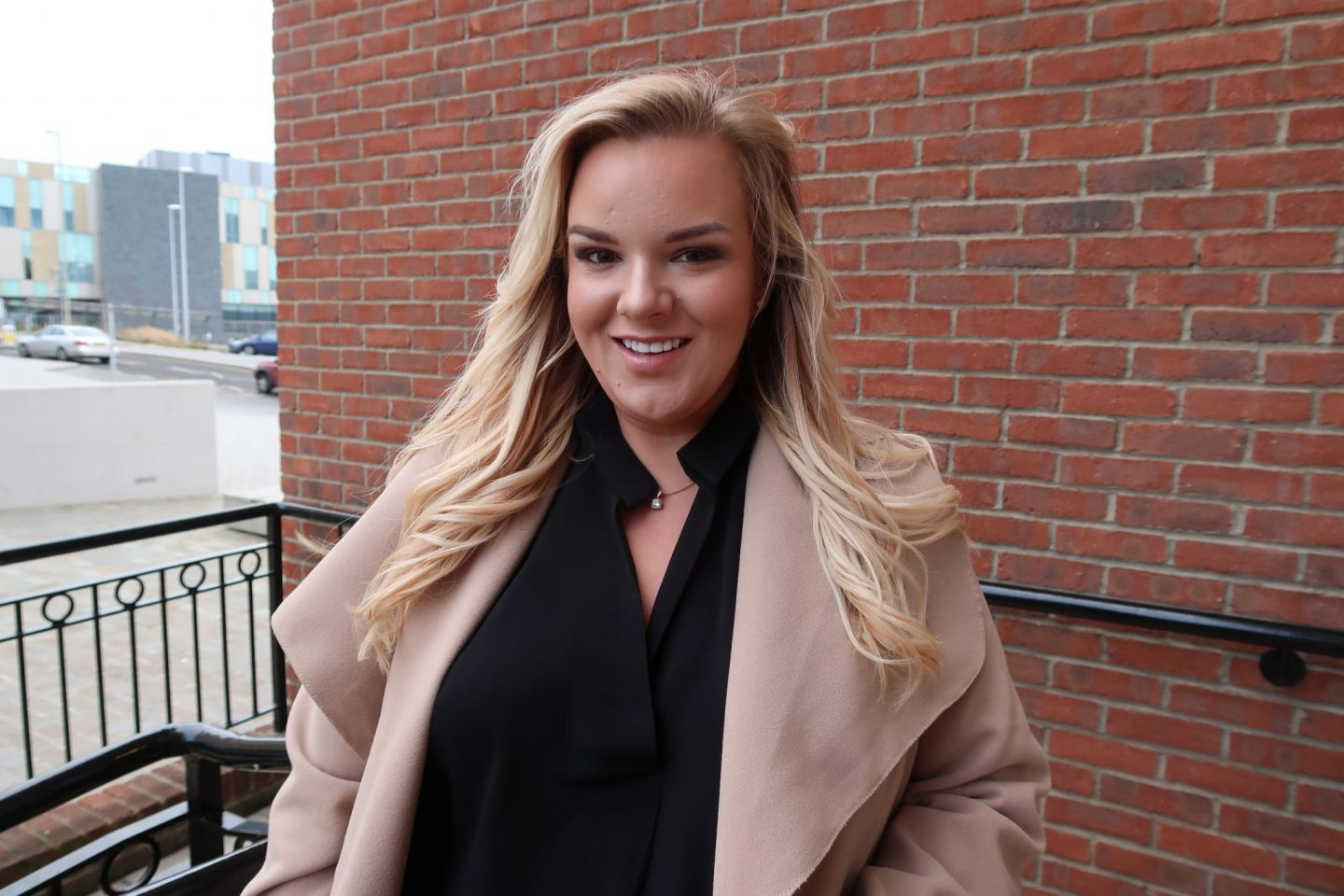 Plus Size Blogger WhatLauraLoves wearing River Island and PrettyLittleThing