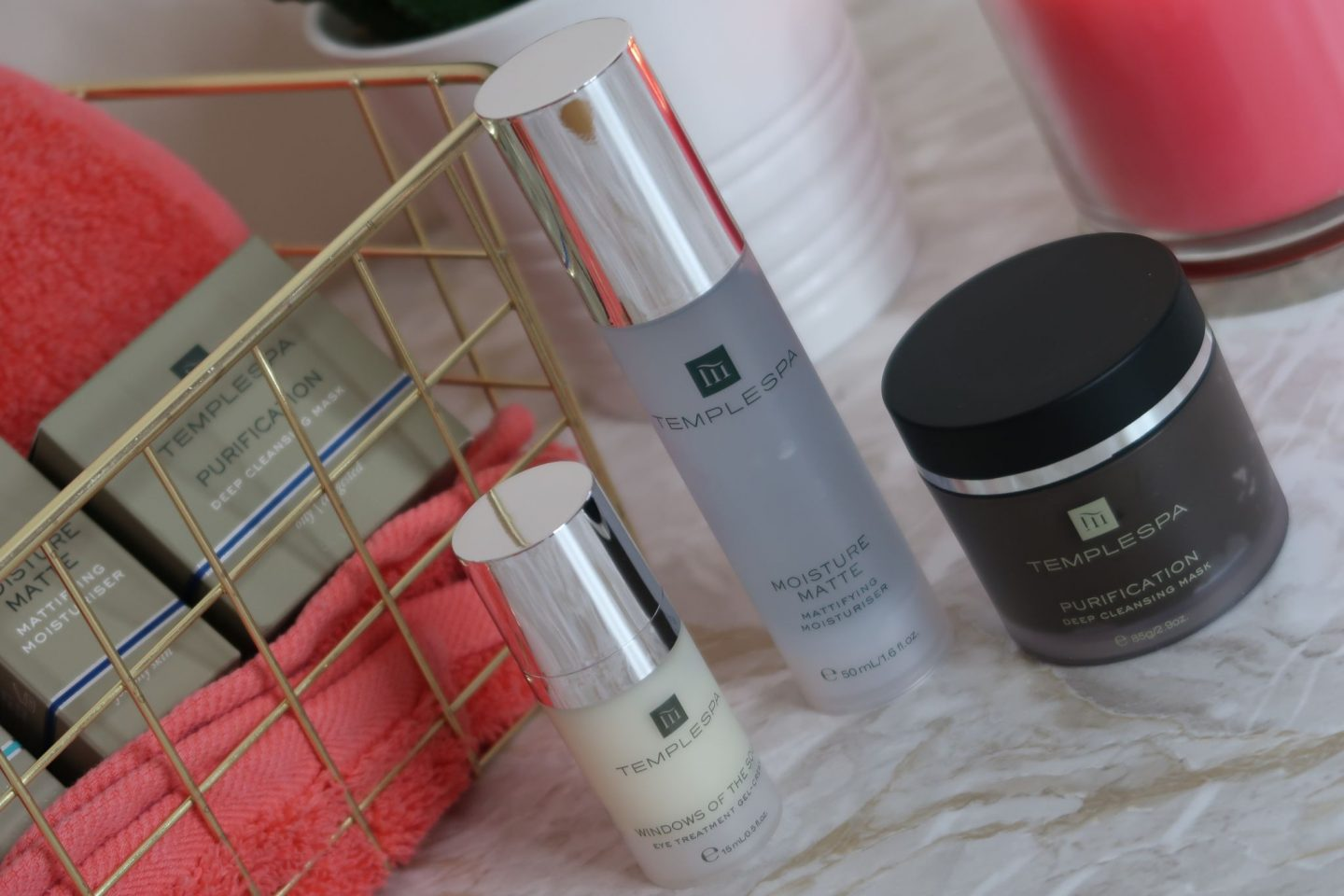 Temple Spa Skincare Review WhatLauraLoves