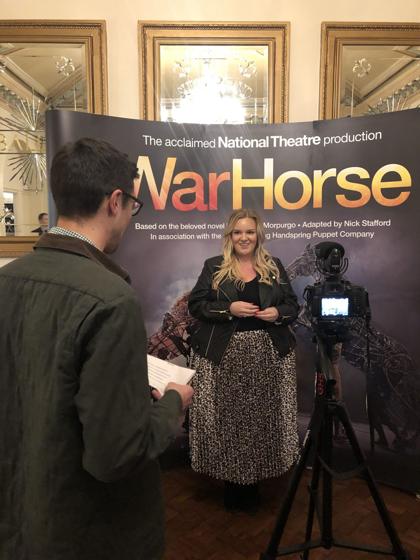 War Horse Sunderland Empire Theatre Review
