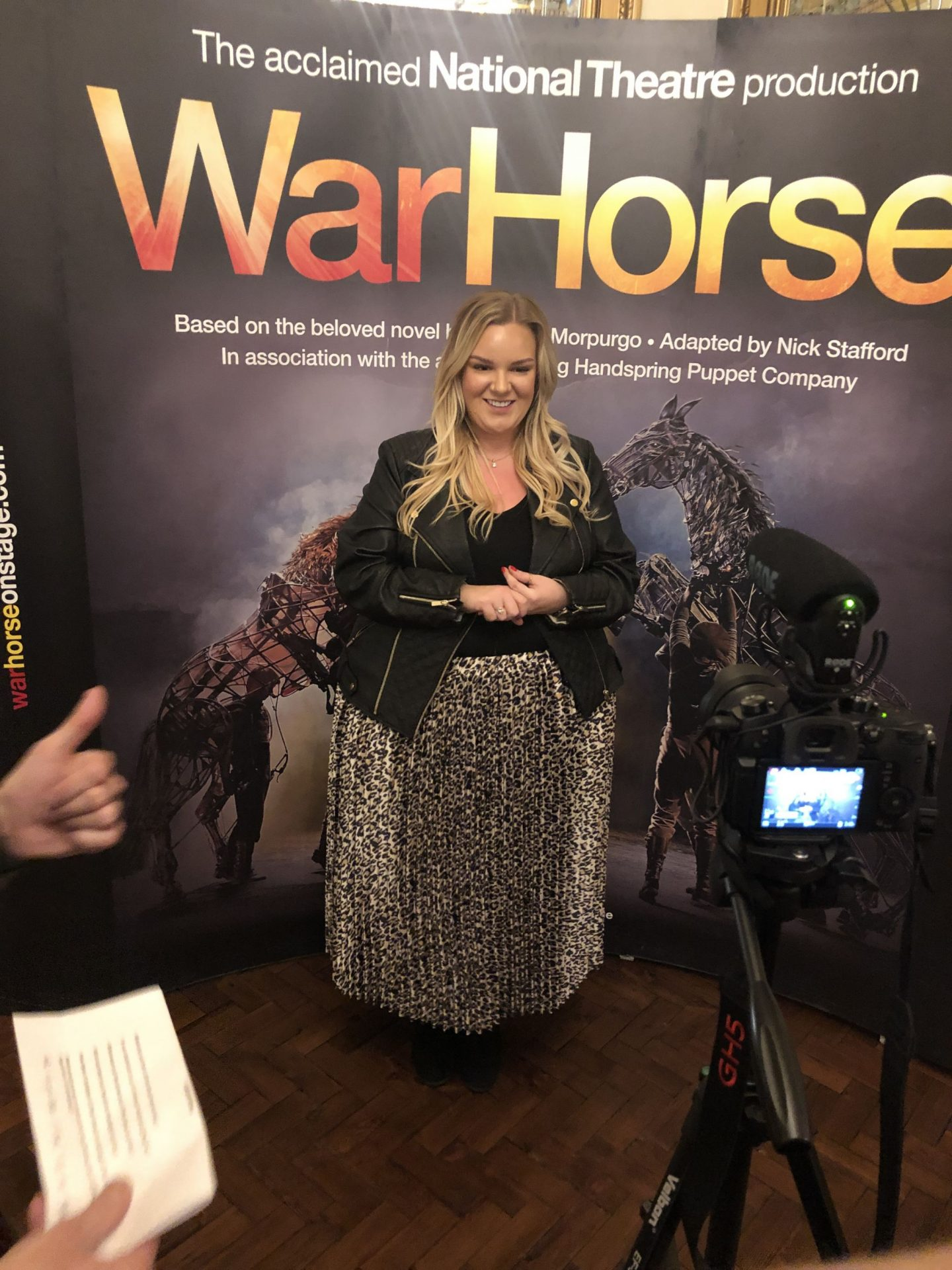 War Horse Theatre Review WhatLauraLoves Sunderland Empire