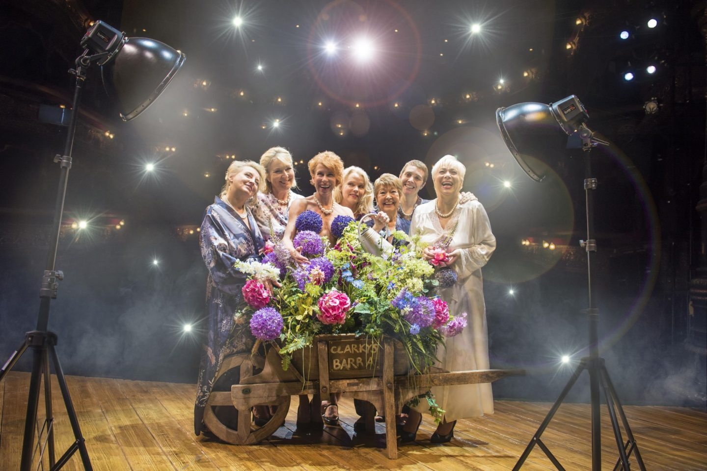 Calendar Girls Sunderland Empire Review WhatLauraLoves