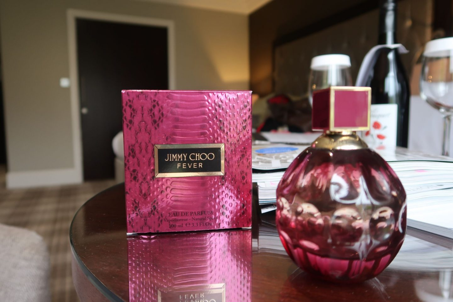 Jimmy Choo Fever Fragrance Review WhatLauraLoves