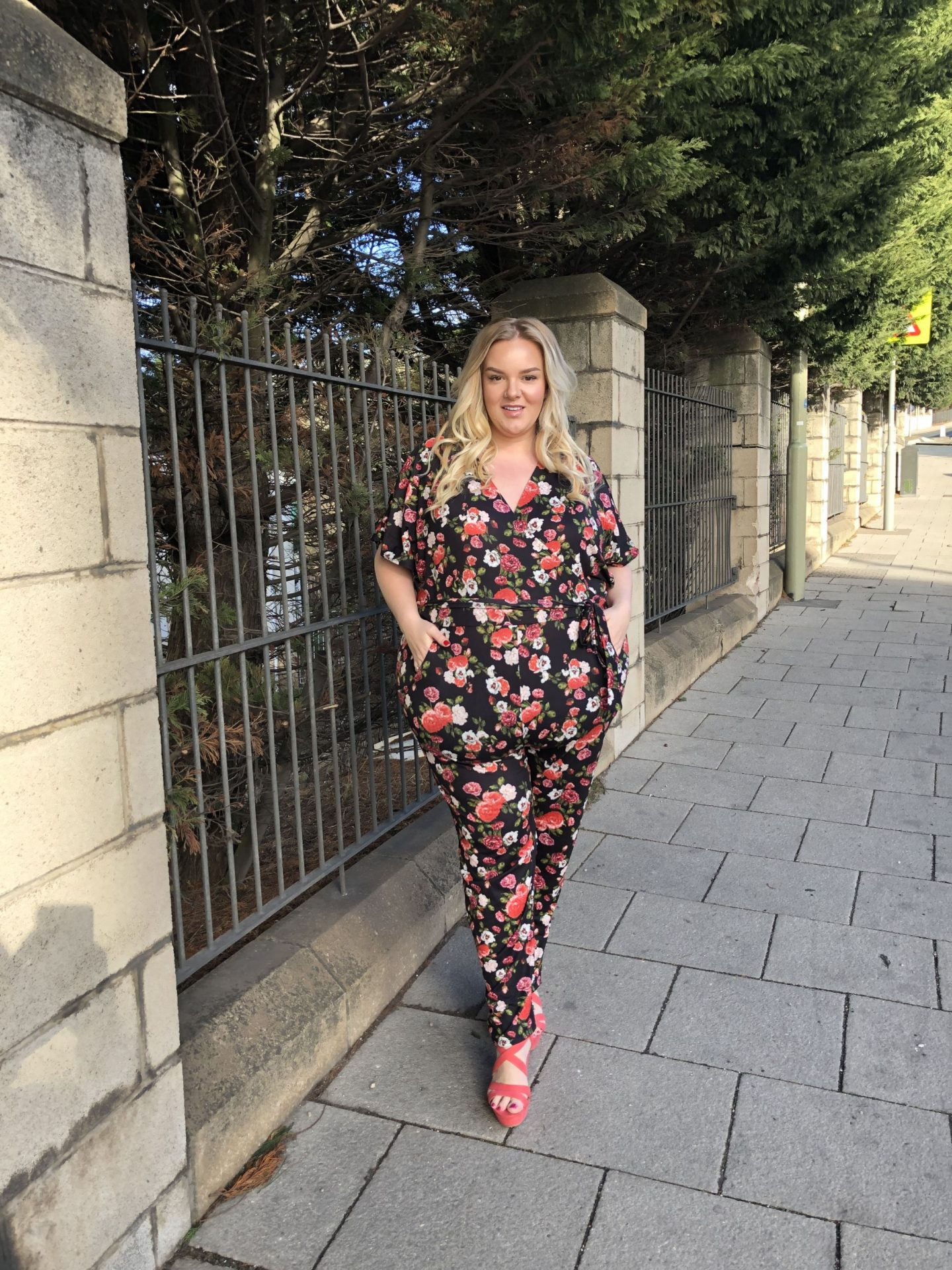 whatlauraloves plus size jumpsuit