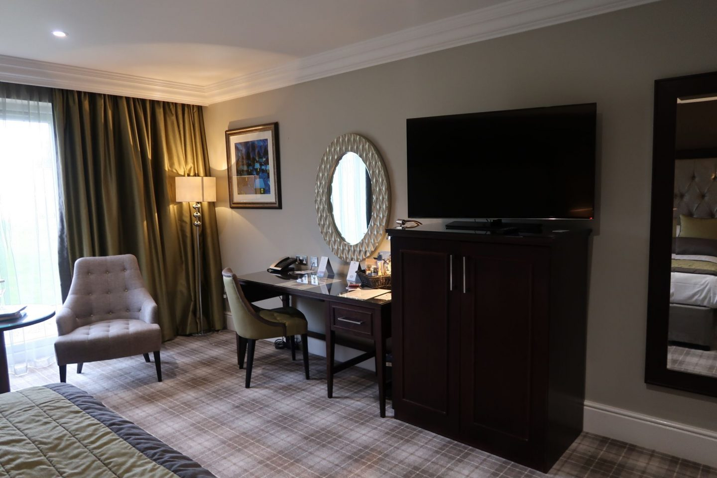 Ramside Hall Premier Room Review whatlauraloves