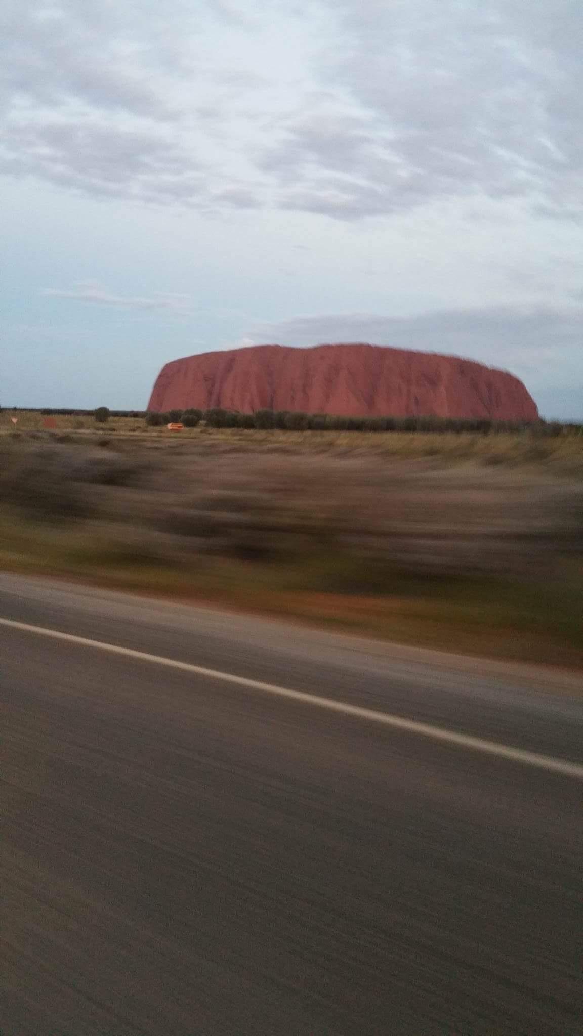 Ayres Rock Australia