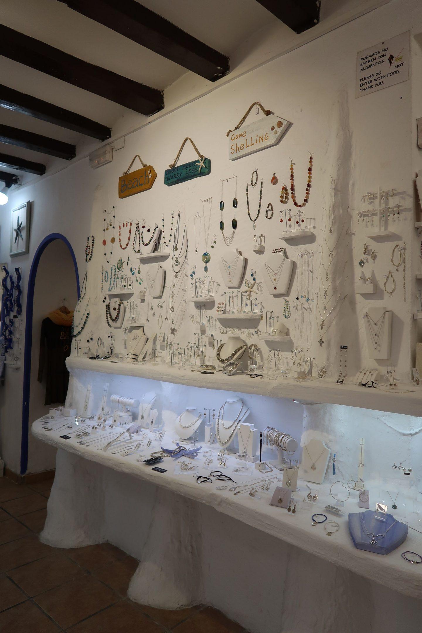Jewellery Boutique Altea whatLauraLoves uk Travel blog