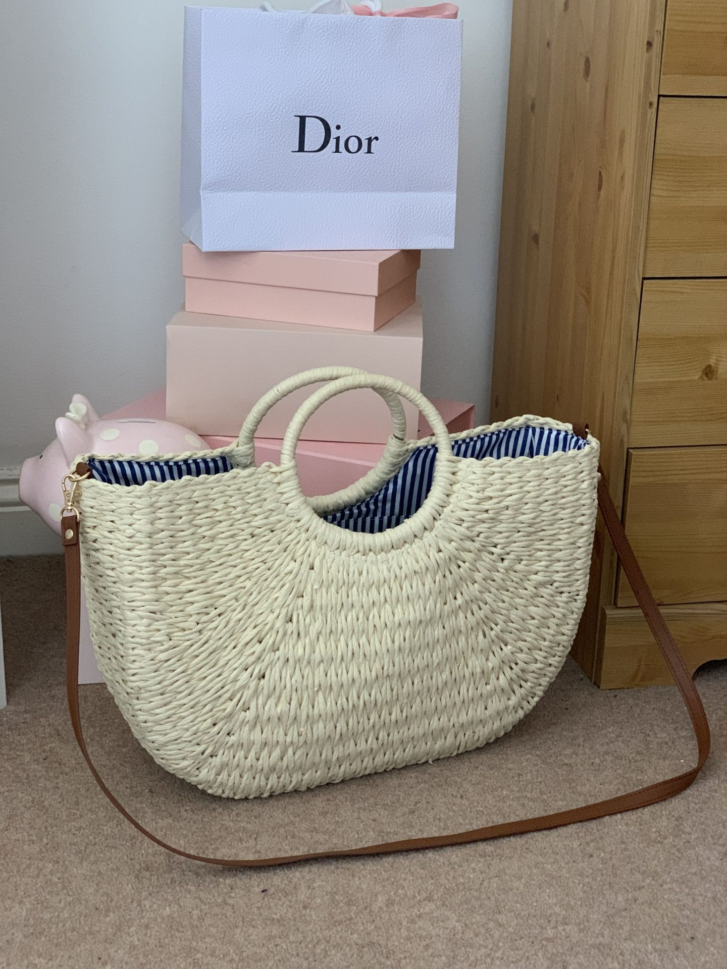 Affordable summer bags Primark Bag WhatLauraLoves