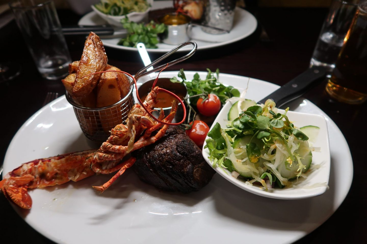 Rib Room Ramside Hall Review