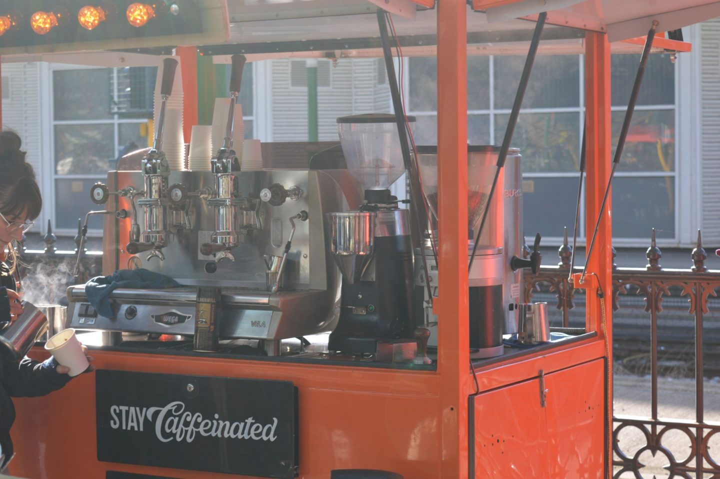 Tynemouth Market Coffee
