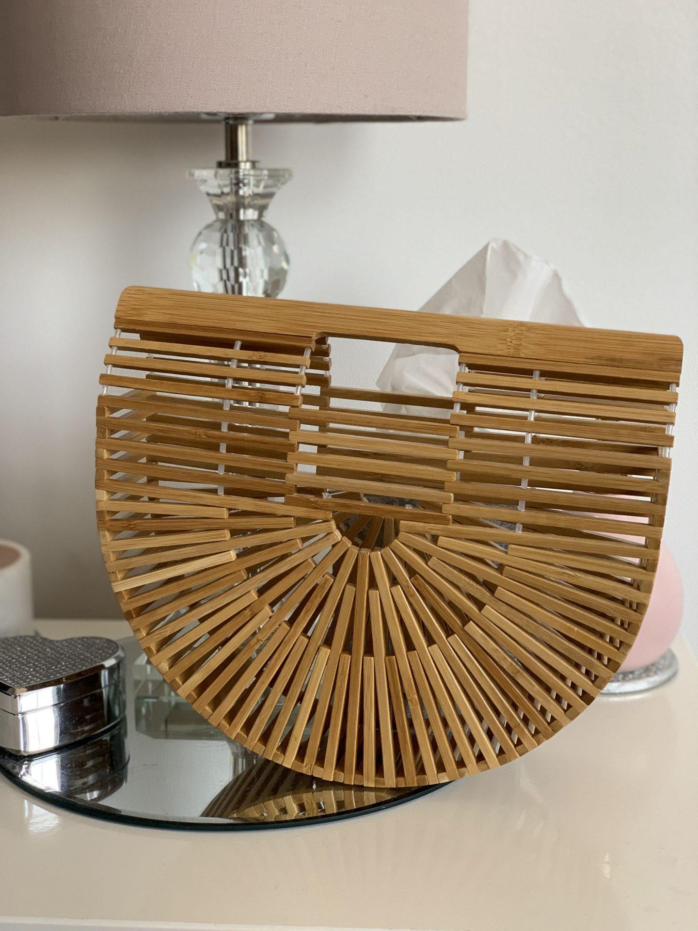 Affordable summer bags Wooden Designer Inspired Bag WhatLauraLoves