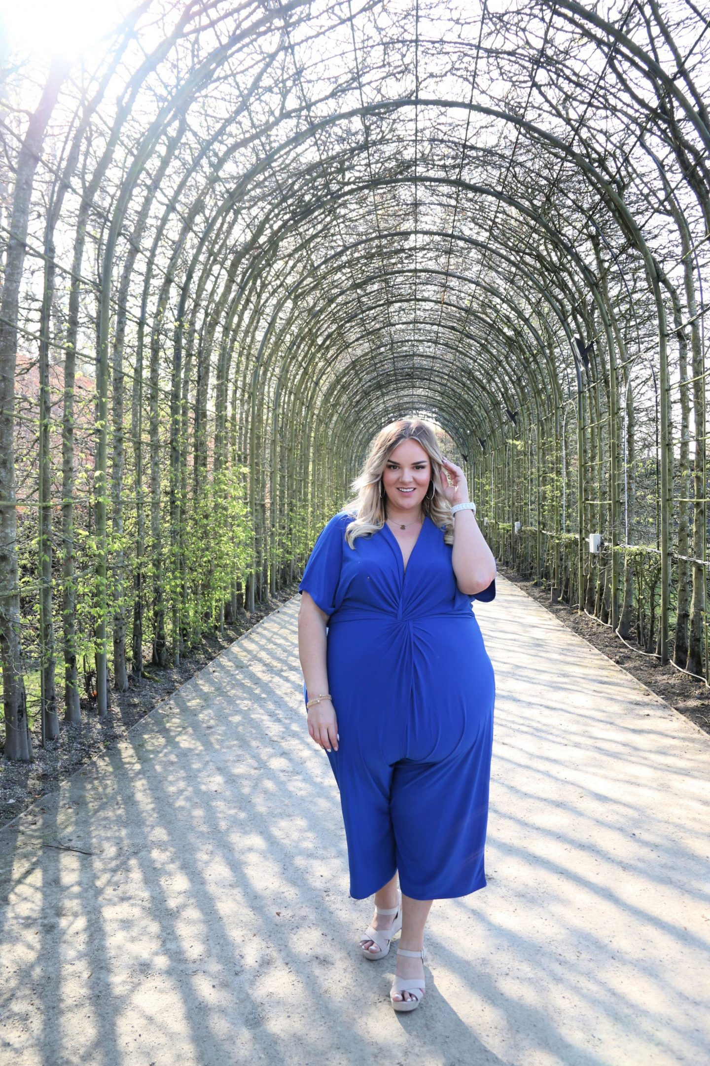 plus size culotte jumpsuit Simply Be WhatLauraLoves