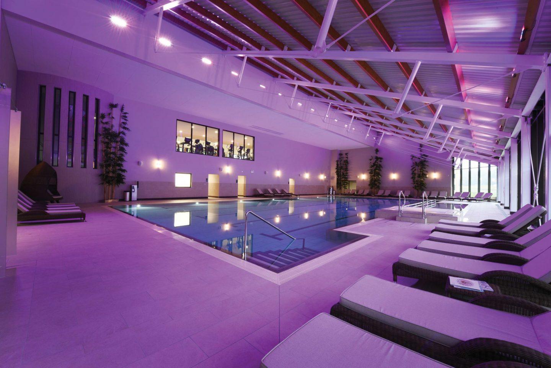 Spa at Ramside Swimming Pool