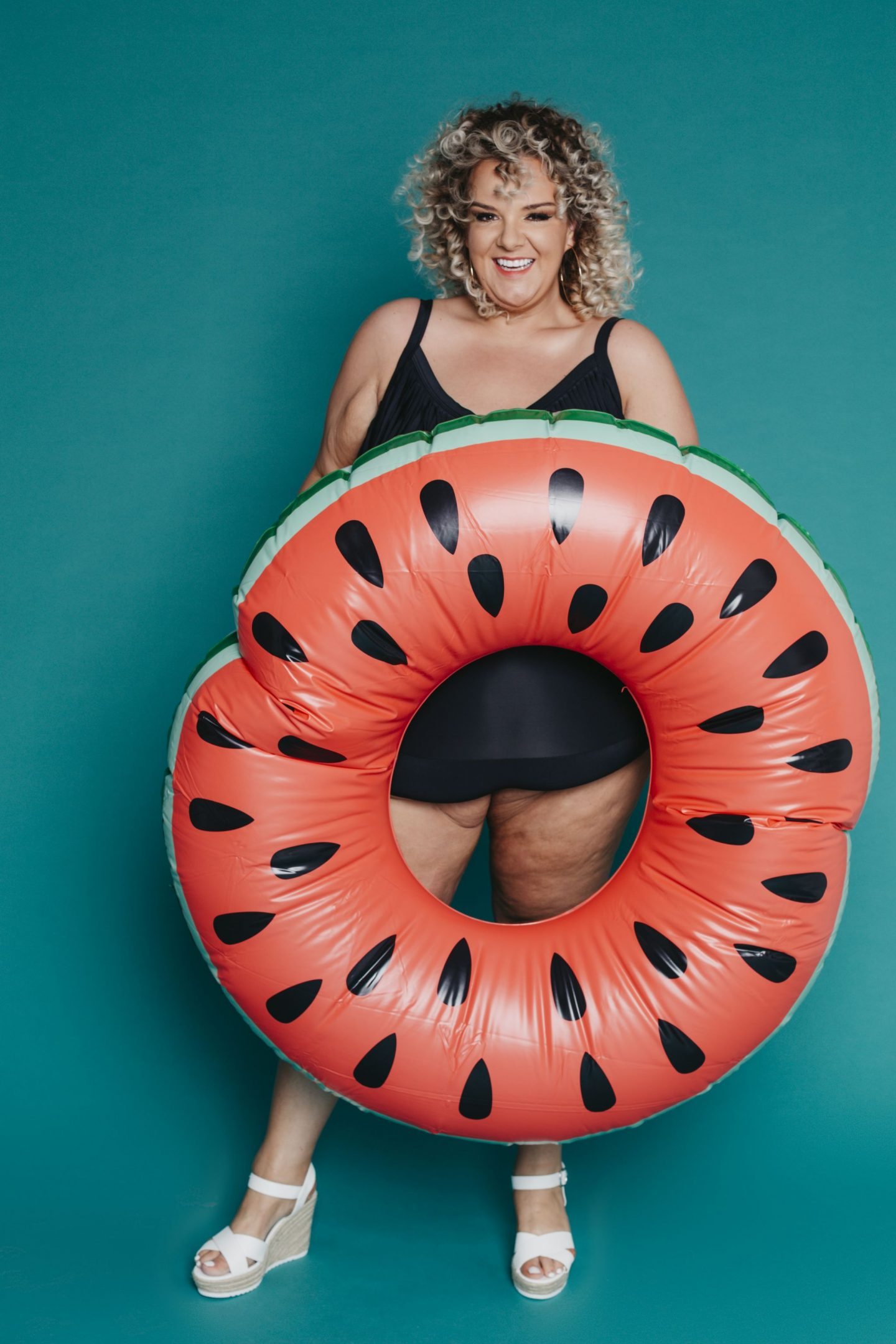 WhatLauraLoves Curvissa Swimwear Body Confident