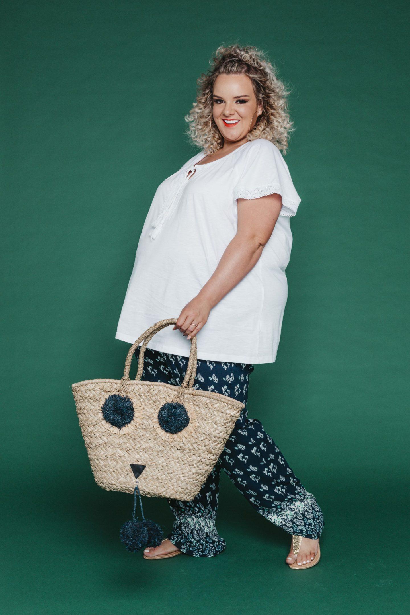 WhatLauraLoves CurvissaSummerOfYes Plus Size Holiday Clothes