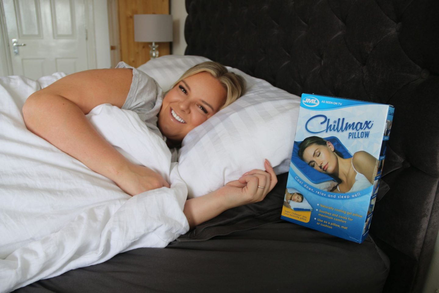 Cooling Pillow From JML