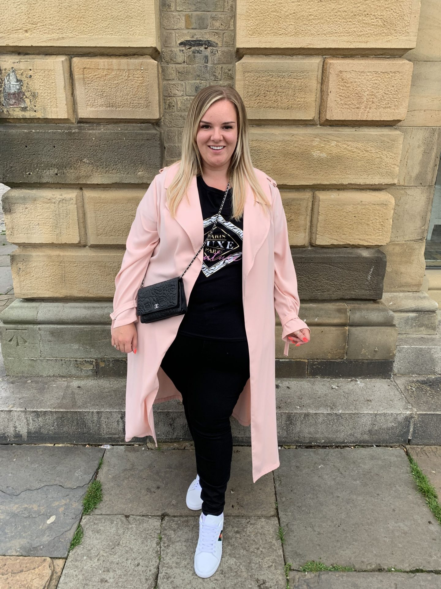 WhatLauraLoves Plus Size Casual Styling