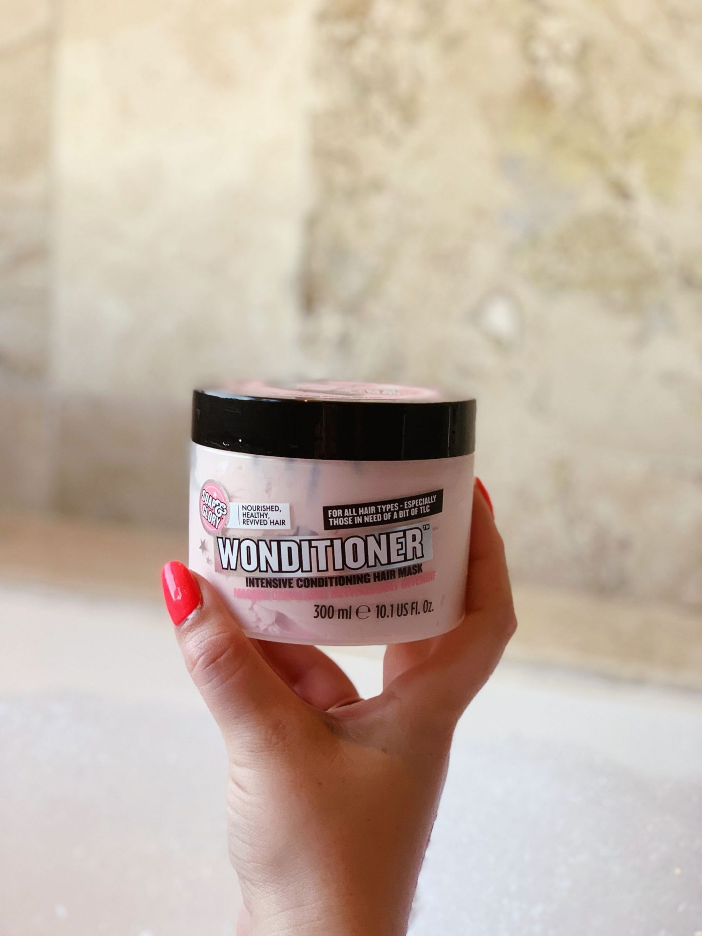 Soap and Glory Wonditioner Review
