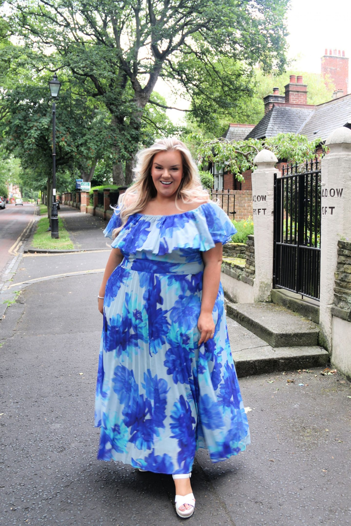 Plus Size Occasion Dress WhatLauraLoves