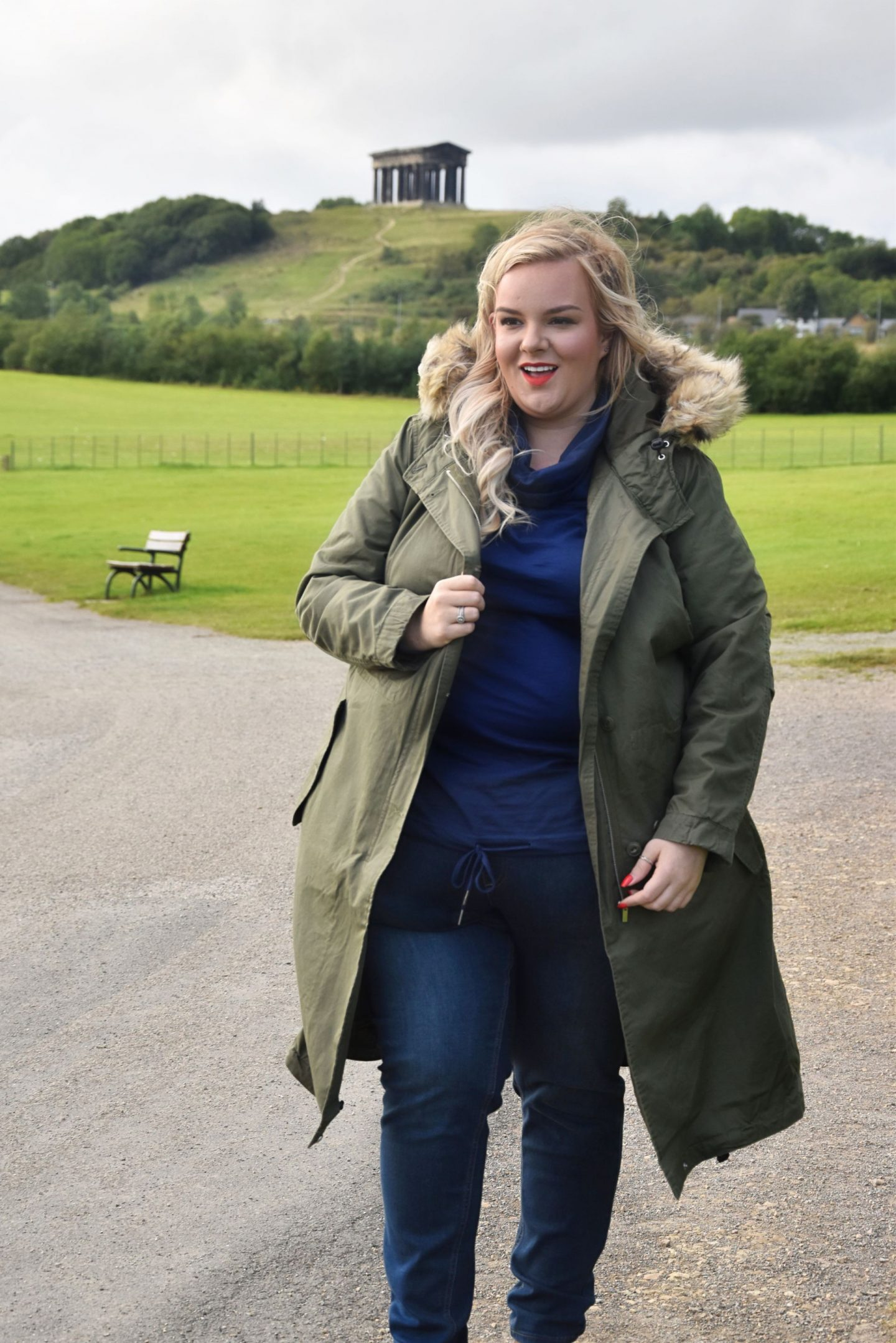 WhatLauraLoves Plus Size Denim Jeans