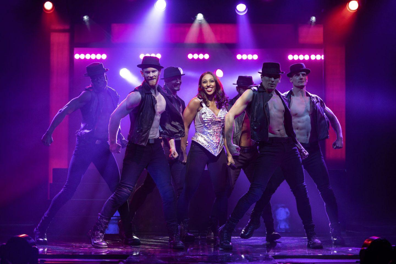 Alexandra Burke 'Rachel Marron' the Company in The Bodyguard UK Tour - 2772 - Photo by Paul Coltas (5)