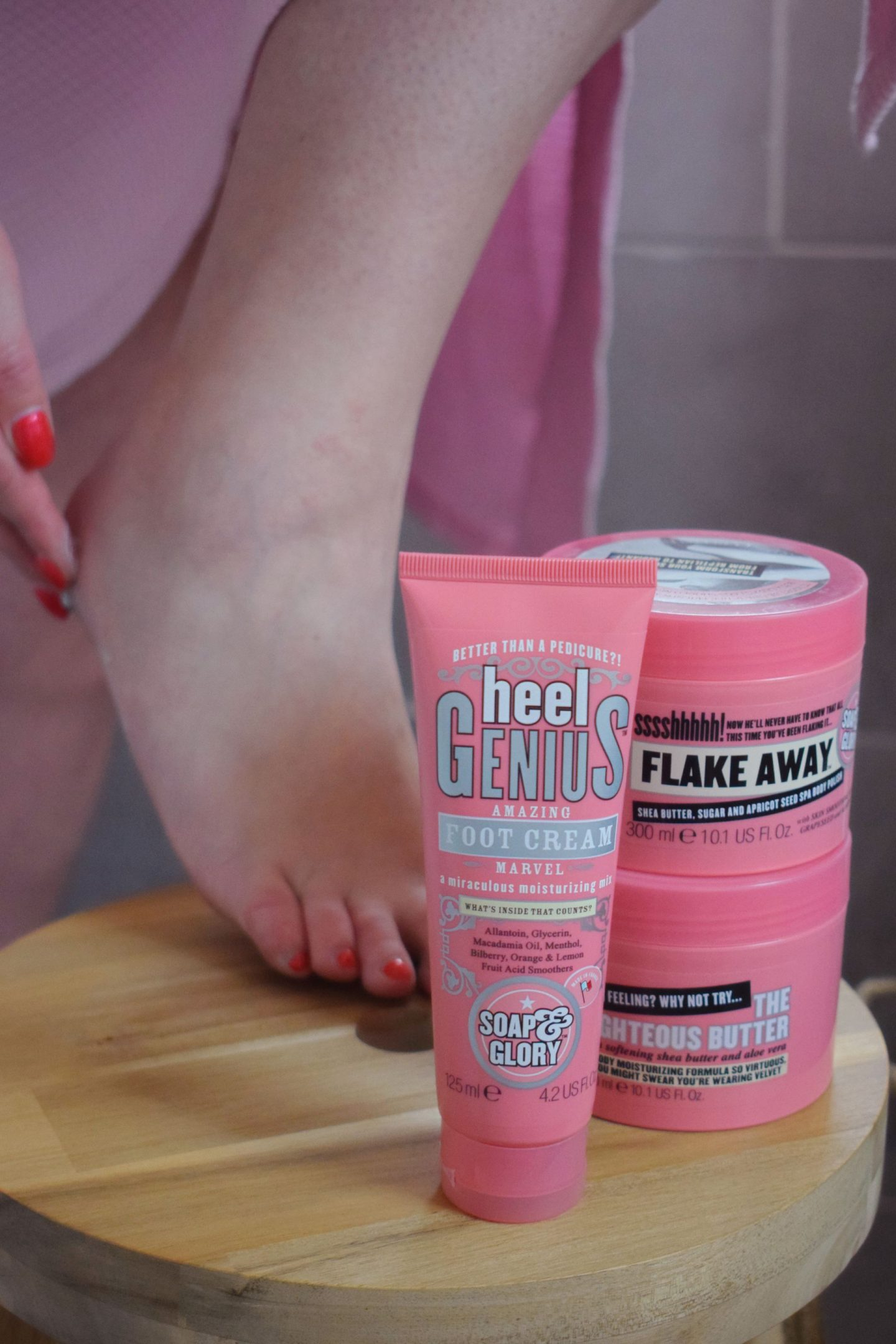 Heel Genius Soap and Glory