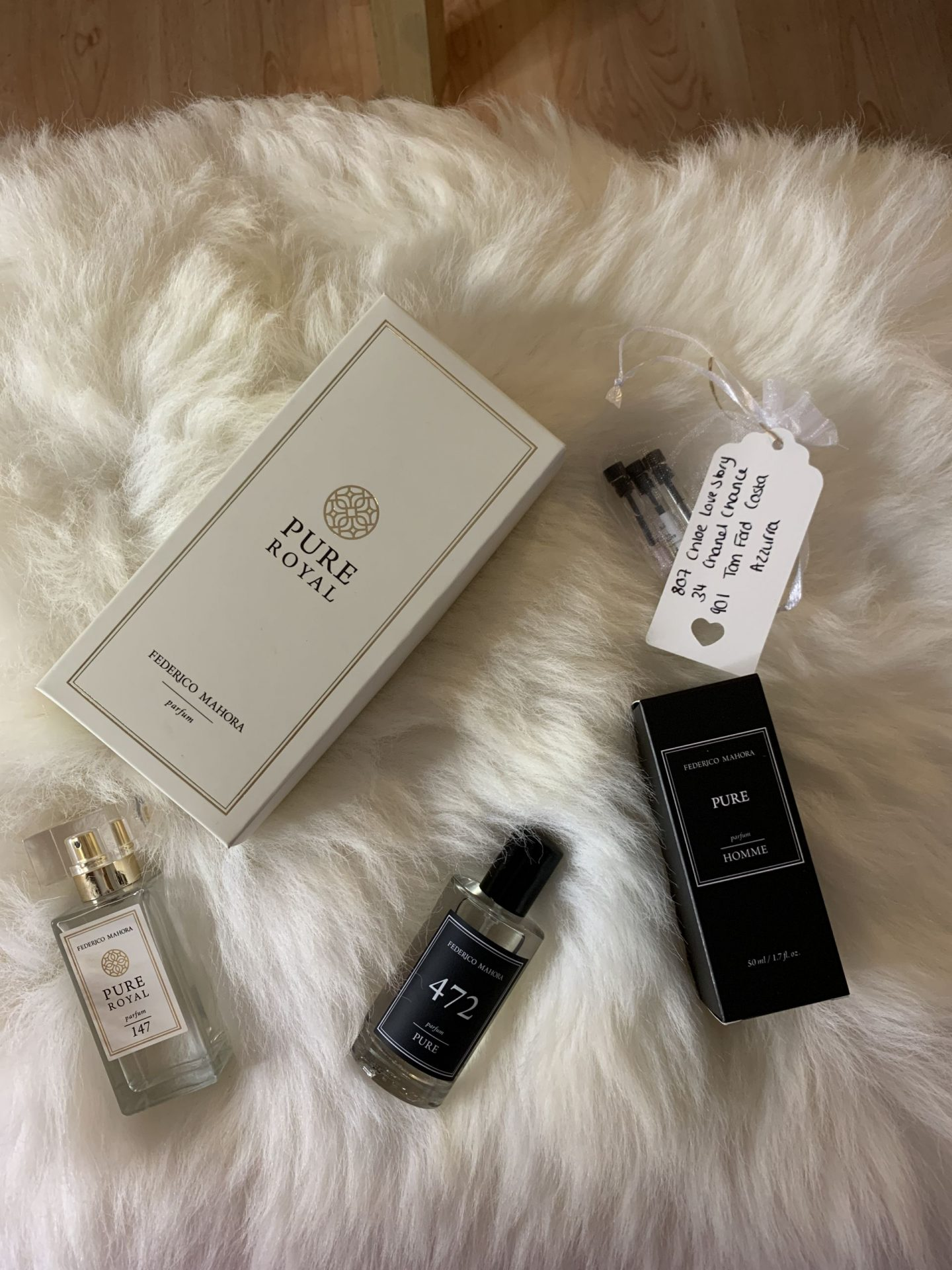 Pips Perfume High End Perfume Dupe