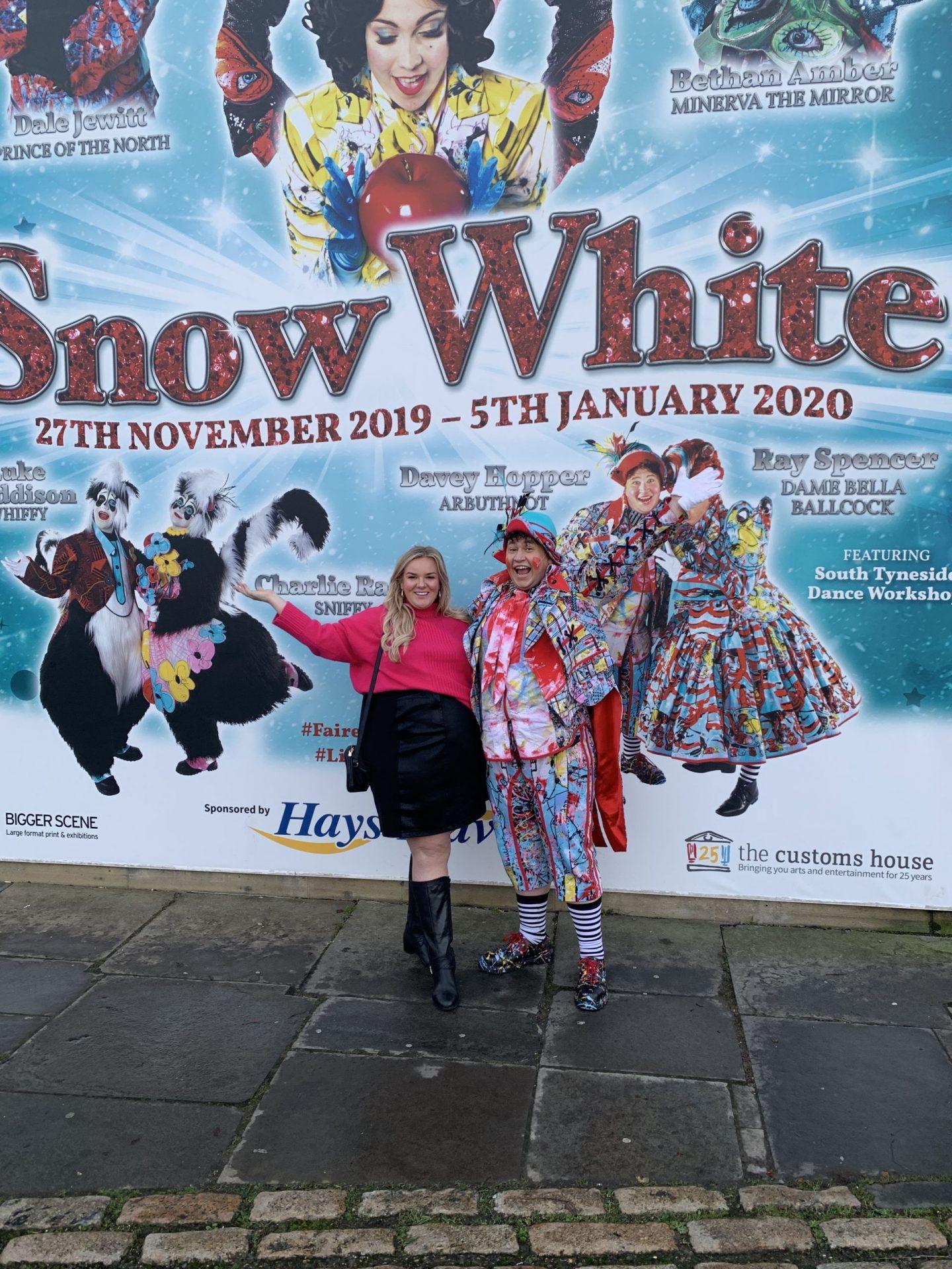 Snow White Customs House Panto Review
