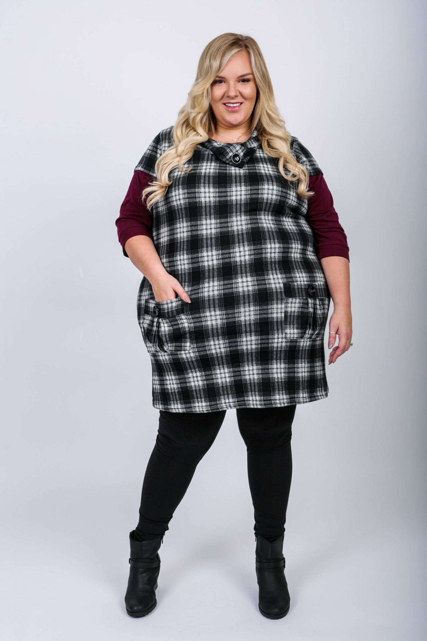 WhatLauraLoves For The Bridges Sunderland Lookbook Plus Size Yours Clothing