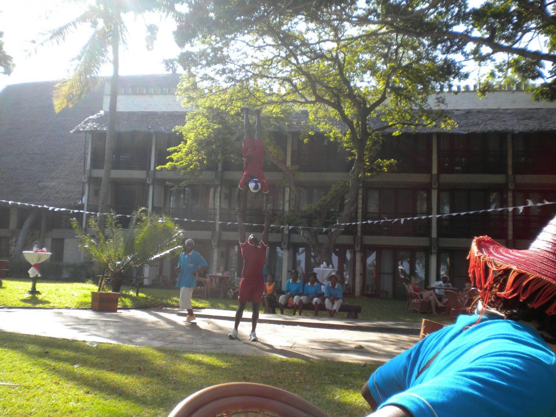 Baobab Beach Resort and Spa Entertainment Team