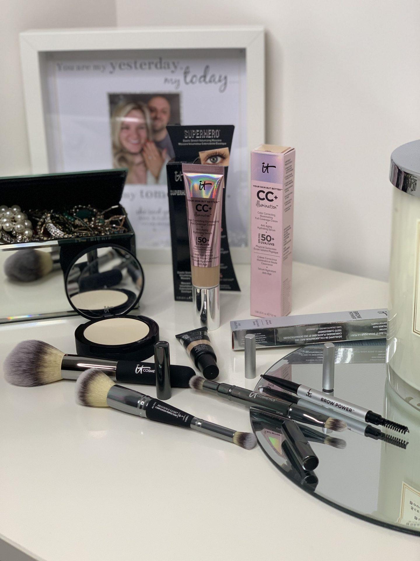 IT Cosmetics CC Cream plus illumination