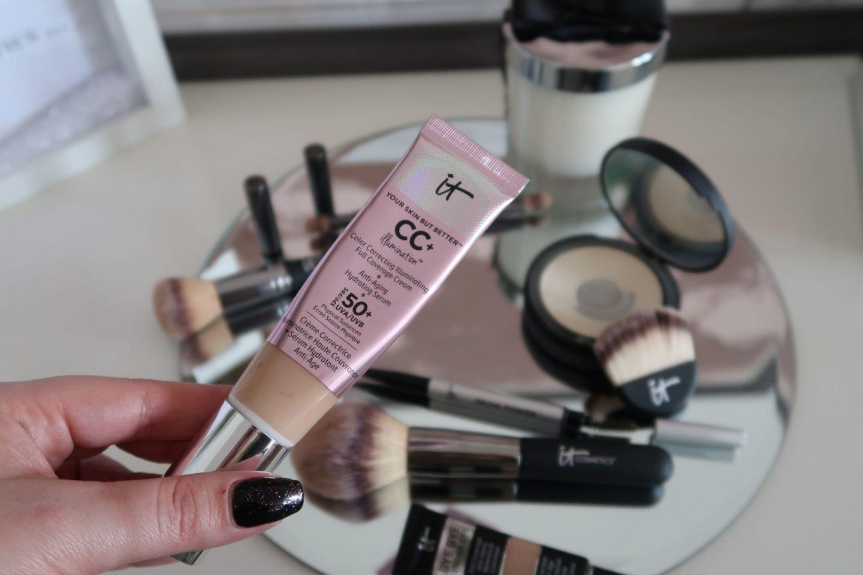 IT Cosmetics CC Illumination Cream