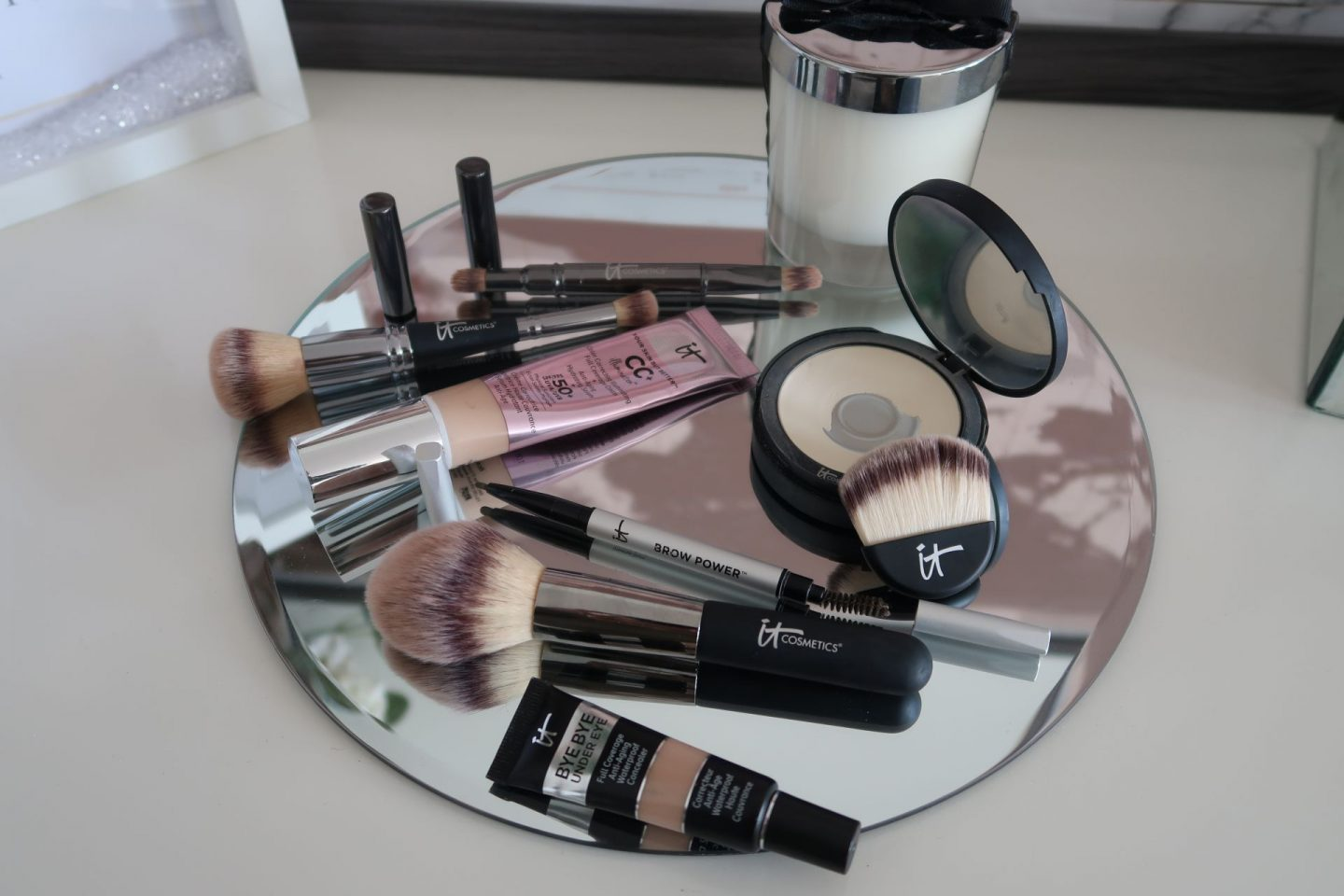 IT Cosmetics product review